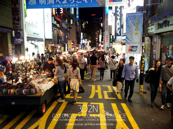 3D2N Gyeongju + Seoul Experience : Kpop Residence 2 & Shopping in Myeongdong