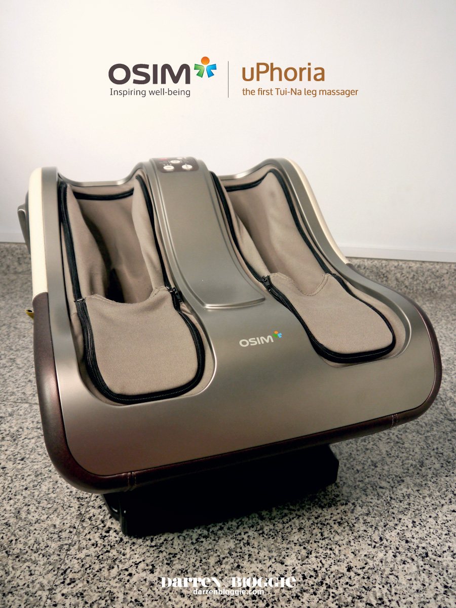 Loving You, Loving Marina Bay with OSIM!