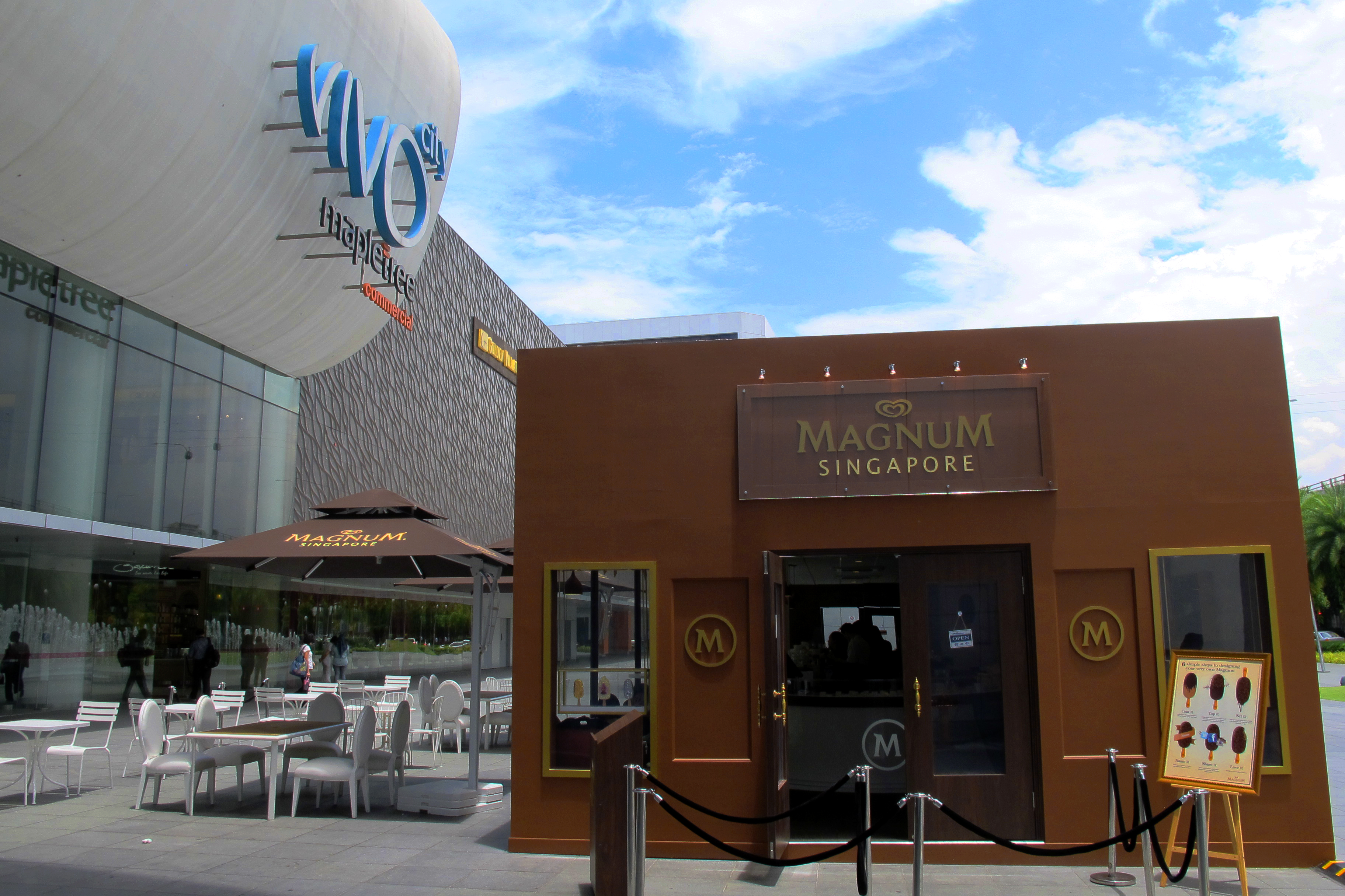 Magnum Singapore Pleasure Store_VivoCity