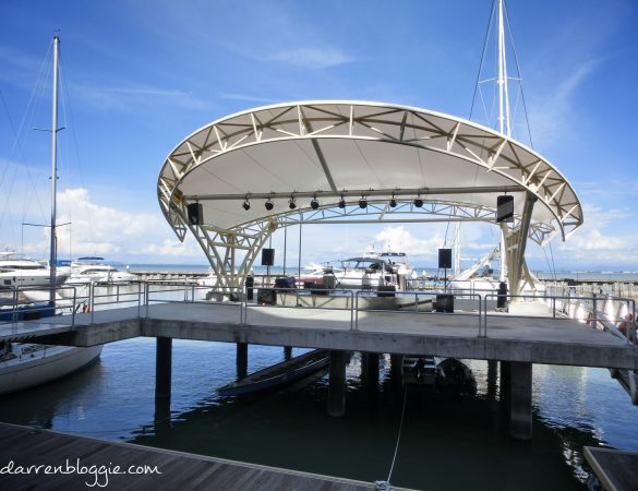 3D2N in Penang : Straits Quay Plaza & The Ship Restuarant