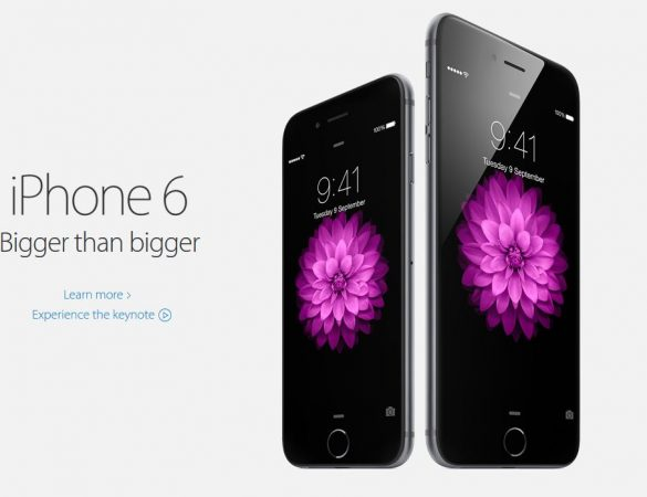 [News] iPhone 6 & iPhone 6 Plus Available in Singapore on 19 Sep 2014