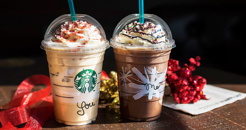 Unite in Good Cheer with Starbucks 12 Days of Christmas Promotion ...