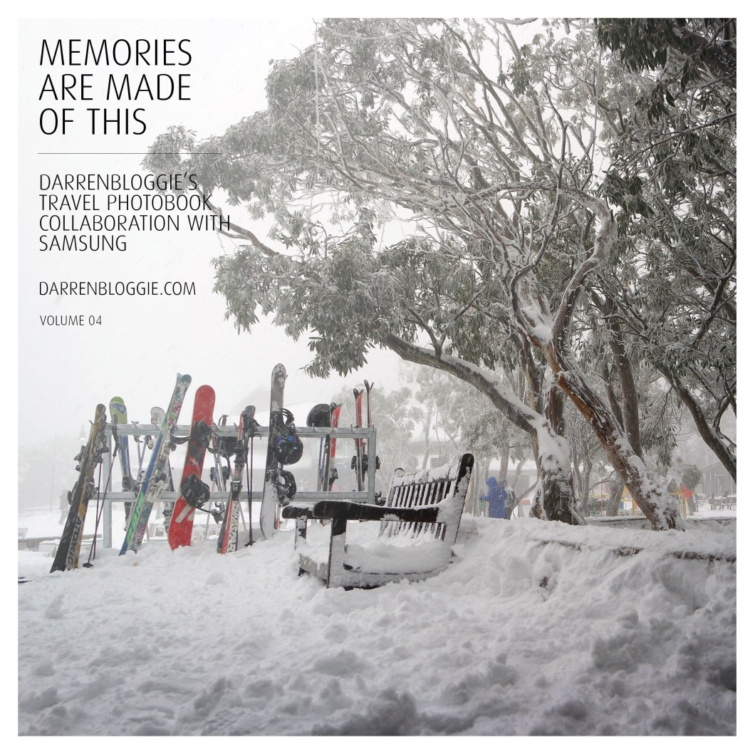 [VOLUME 04] Memories are Made of These Travel Photobook : Mt Buller
