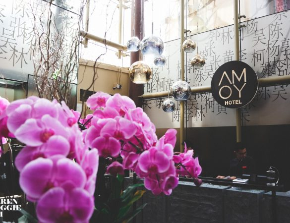 AMOY Hotel – A Heritage Boutique Hotel in Singapore