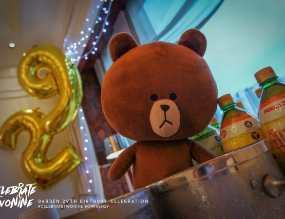Celebrate TwoNine Birthday Celebration at The St. Regis Singapore
