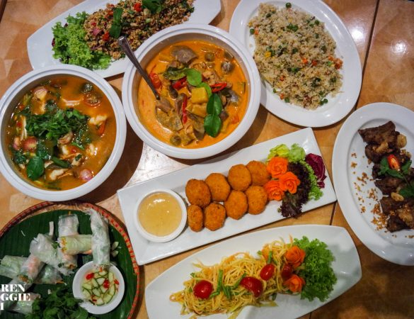 Enjoy the wonders of Thailand and Vietnam at Marriott Cafe Singapore