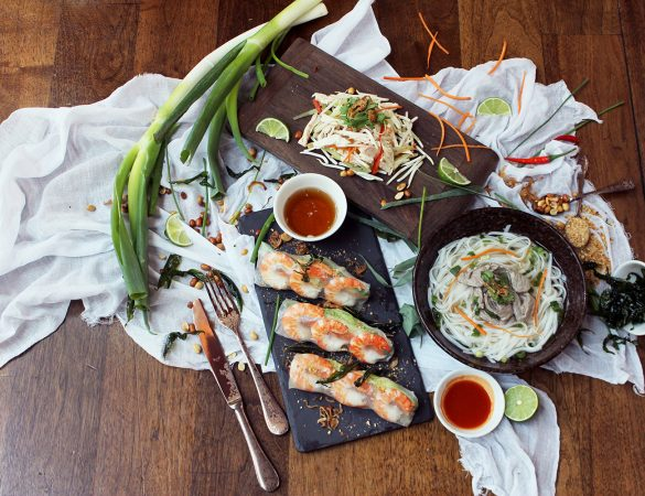 The Kitchen Table presents PHO-REAL, Vietnamese Cuisine @ W Singapore Sentosa Cove