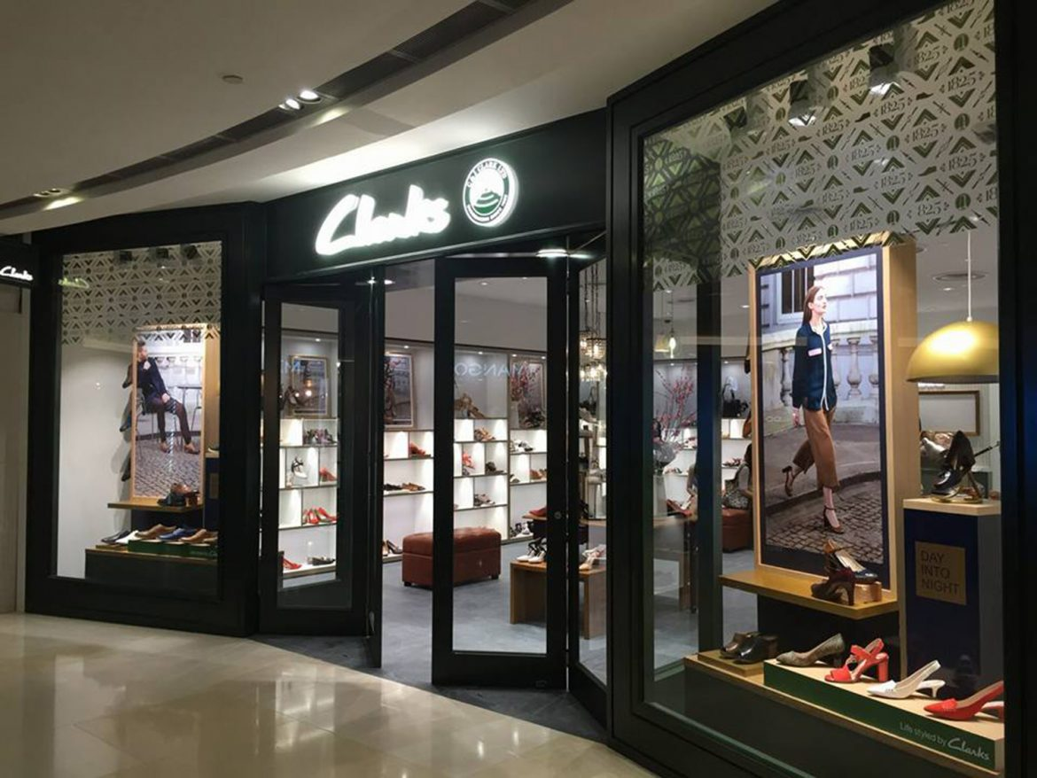 Clarks Brand New Concept Store at Ion Orchard with A/W 2015 Collection