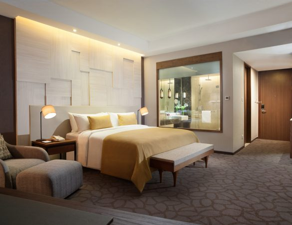 First Crowne Plaza Hotel Opens in Bandung, Indonesia