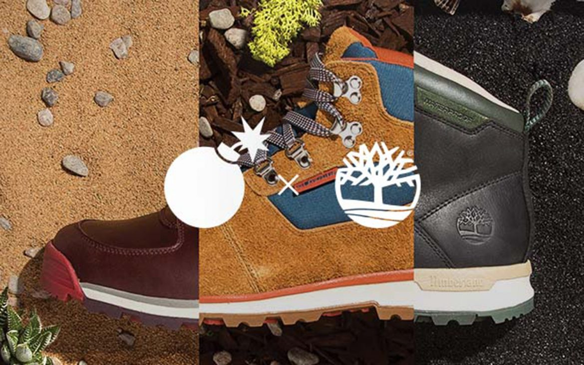 Timberland X The Hundreds Gt Scramble Collection Darren Bloggie