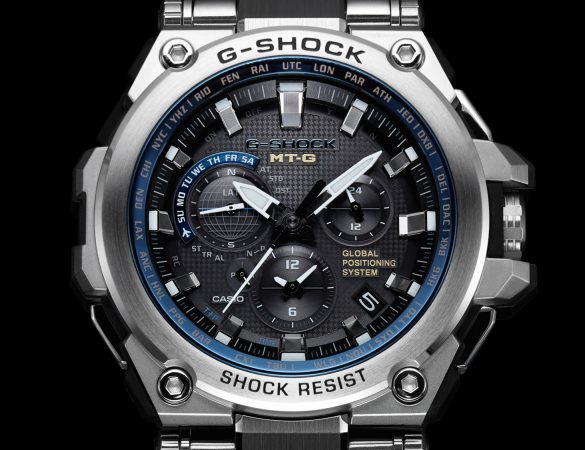 Casio Releases Distinguished Metal Twisted G-SHOCK MTG-G1000D Series for the Discerning Globetrotter