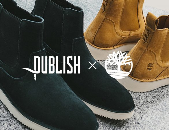 TIMBERLAND X PUBLISH COLLECTION