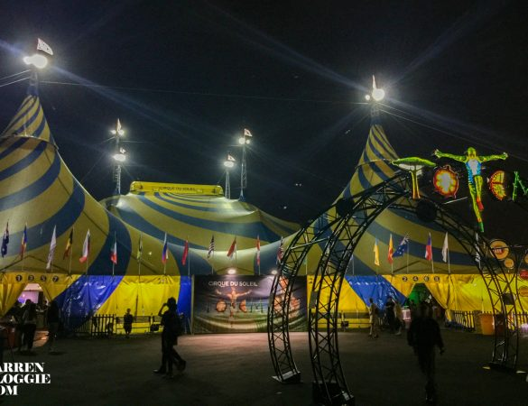 Cirque du Soleil returns to Singapore after 10 Years with TOTEM!