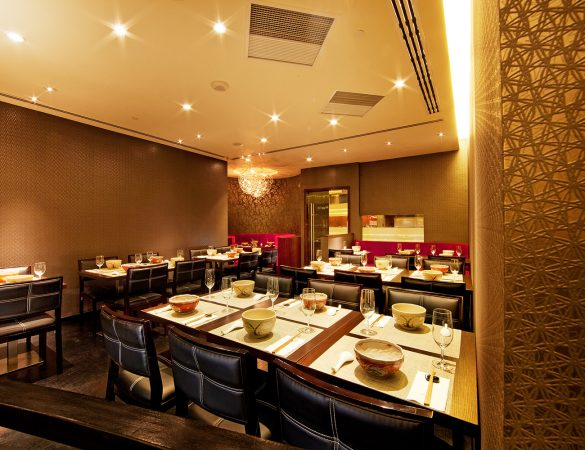 Lavish seven-course Chinese New Year Menu at Hide Yamamoto