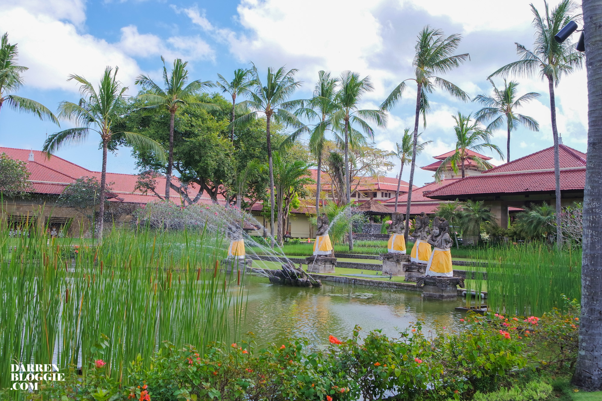 A Tropical Bali Hotel – InterContinental Bali Resort