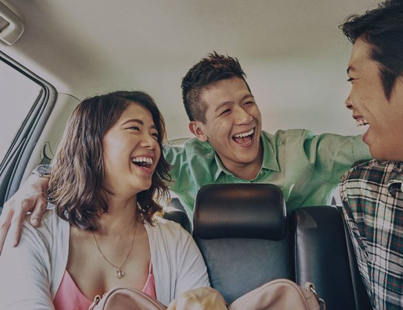 KIX 360, Singtel TV and Grab Partner to Offer Free GrabHitch Rides In Singapore