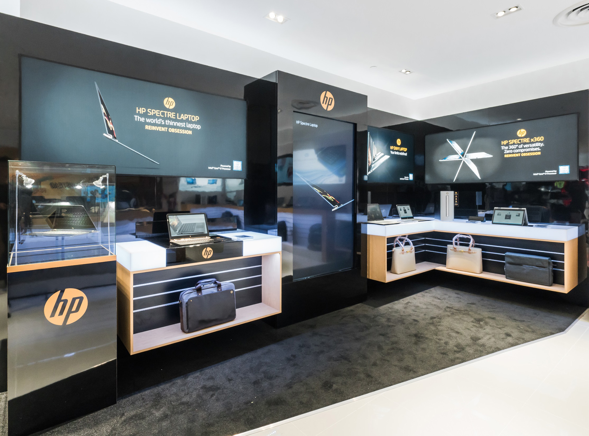 HP Singapore Launches Flagship Store at Marina Square ...