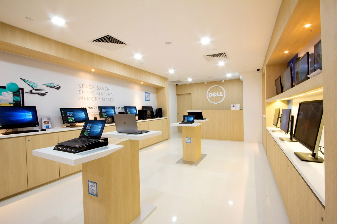 Dell Augments Brand Experience With New Exclusive Store At