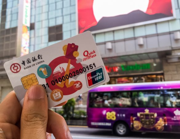 Stay, Shop and Eat your way in Hong Kong and Macau with UnionPay