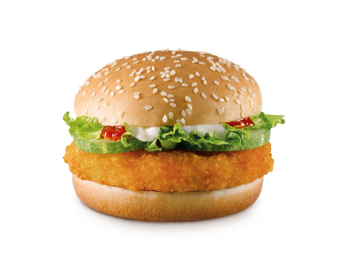Enjoy The Ultimate Veggie Harmony With The New Mcdonald S