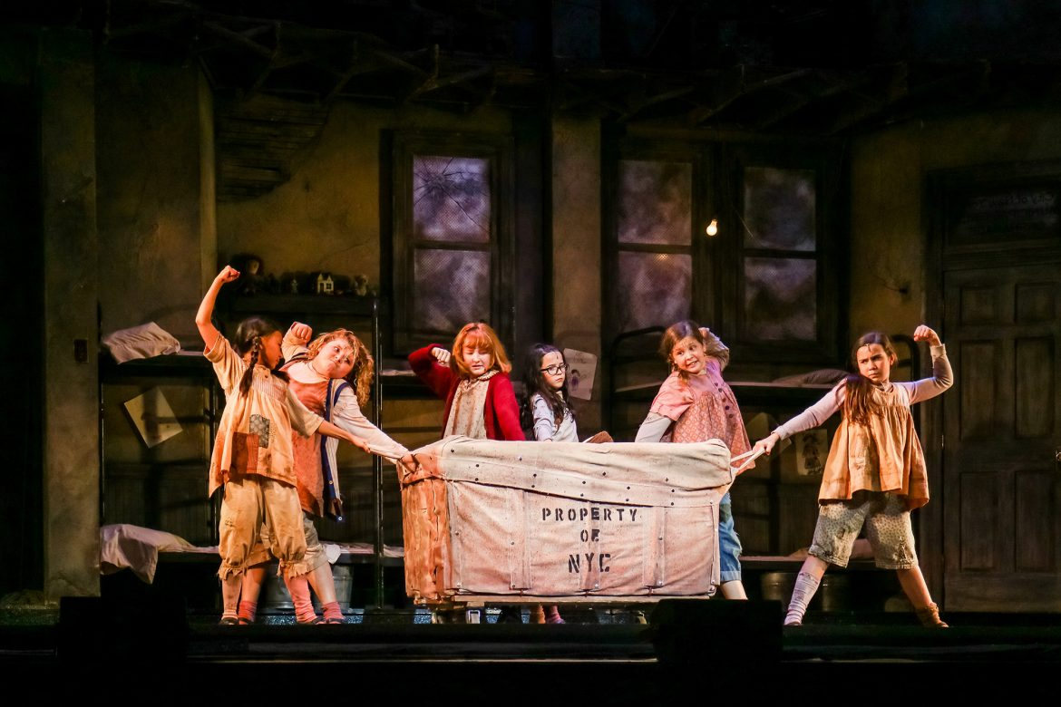 The World's Best-Loved Musical ANNIE Returns to Marina Bay Sands, Singapore!