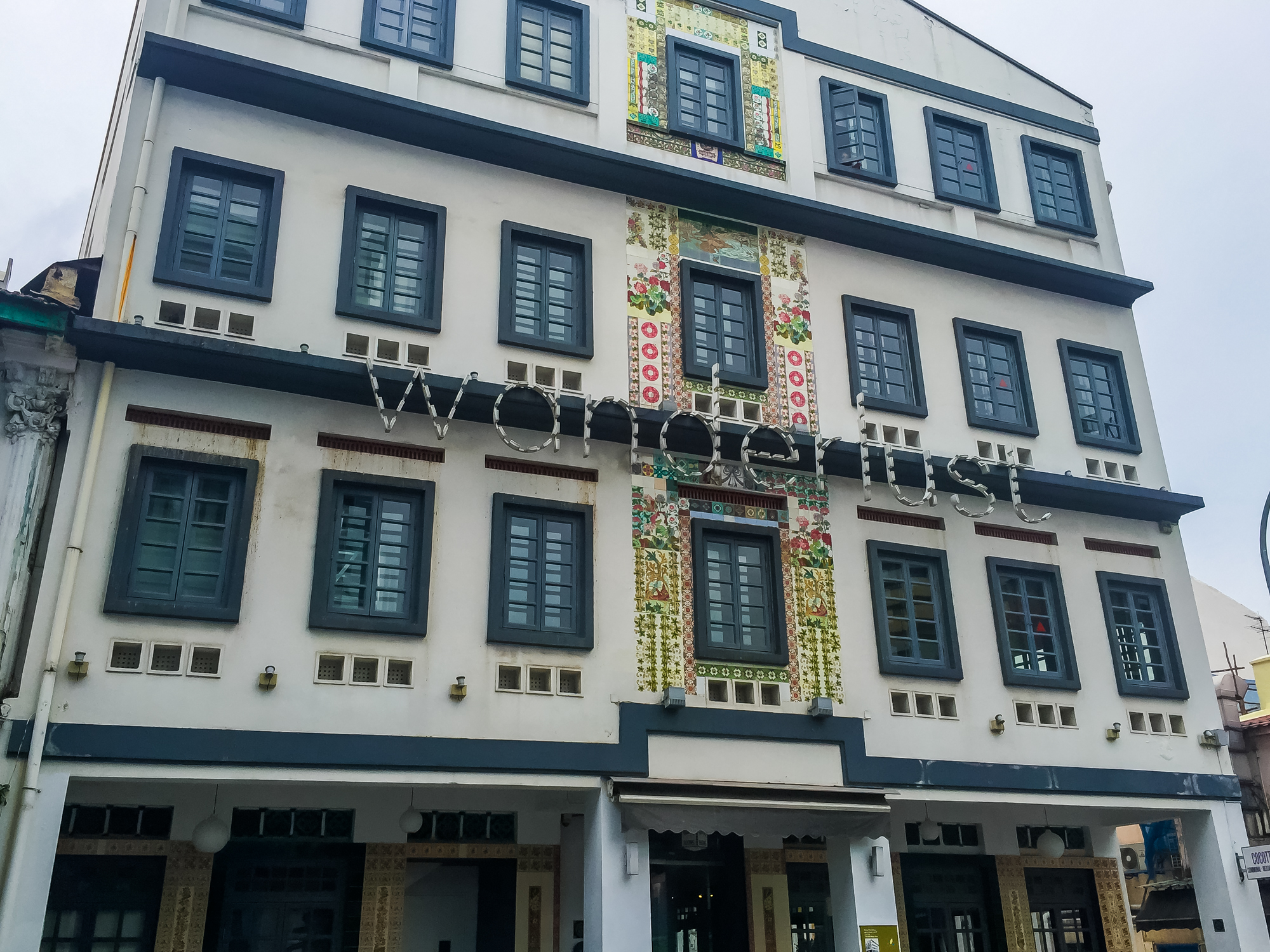 Hotel review wanderlust hotel at little india darren for Design hotel singapore