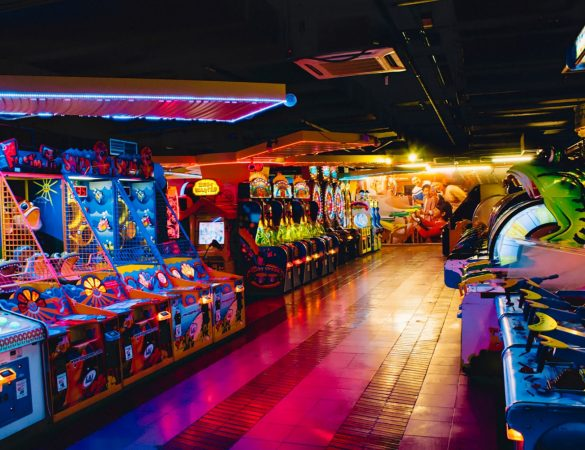 Top 5 Must-Play Immersive Arcade Games at Resorts World Genting