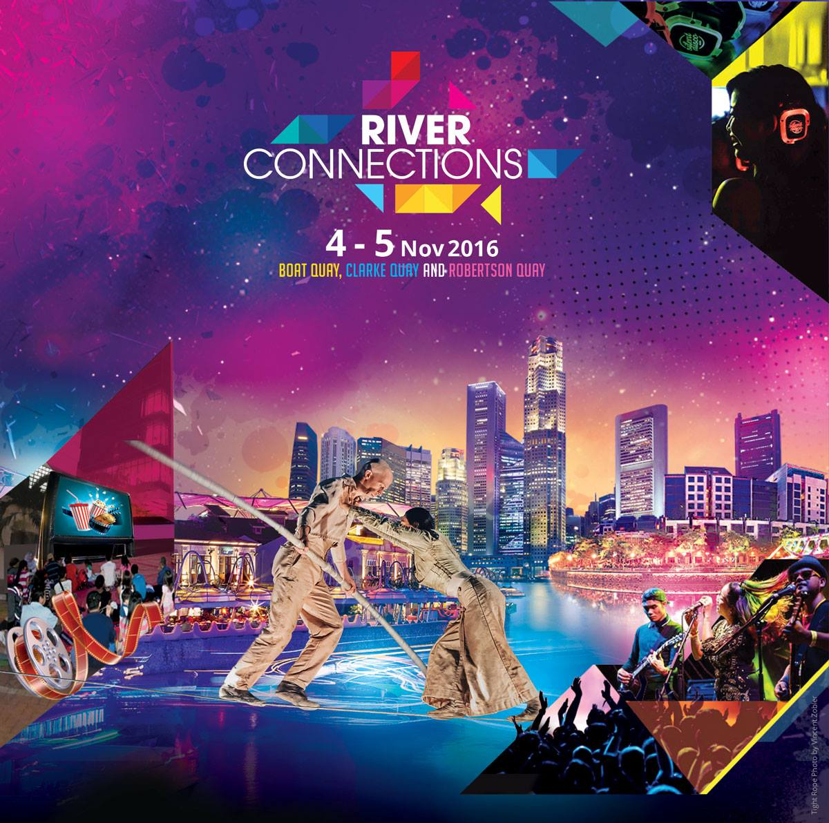 Singapore River Festival 2016 is Back on 4th and 5th ...