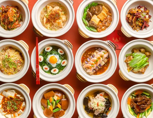 30 Sizzling Claypot Specialties at Hai Tien Lo to Celebrate Pan Pacific Singapore's 30th Anniversary