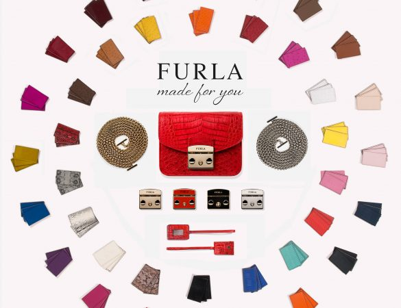 FURLA MADE FOR YOU – A New Service to Create Your Dream Bag