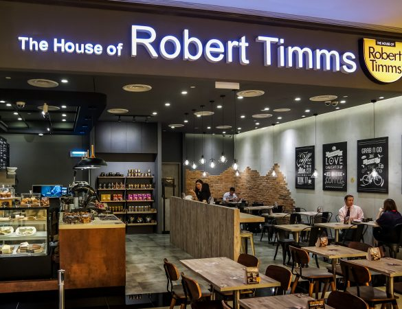 The House of Robert Timms – Marina Bay Link Mall