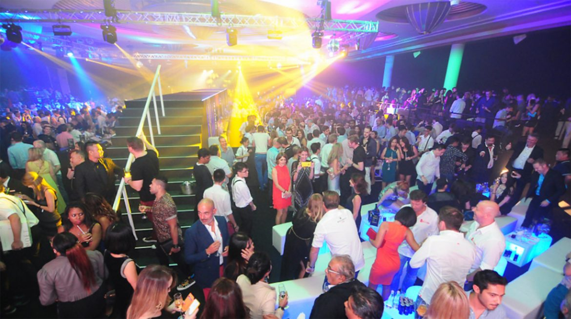WIN Tickets to the Singapore's Largest Formula 1 After Party, The Podium Lounge 2016!