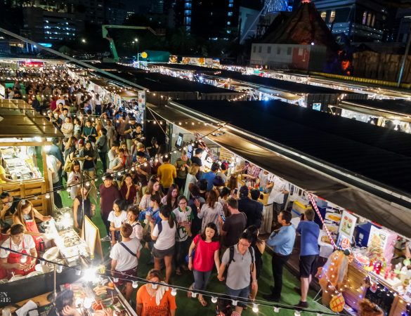 Artbox Bangkok – The Hipster Pop-Up Market