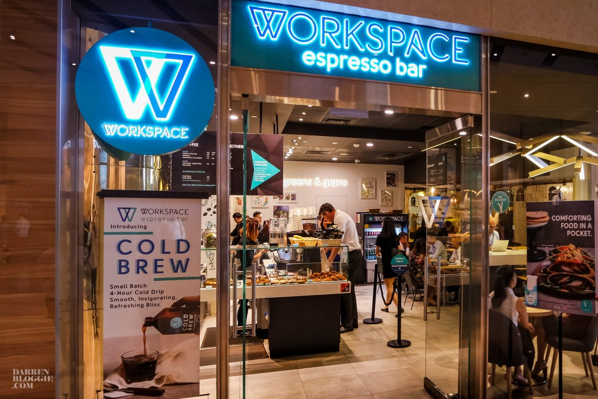 Workspace Espresso Bar – A Specialty Beverage Concept