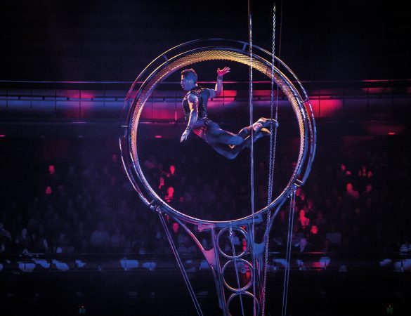 Cirque Adrenaline Roars into Marina Bay Sands this Christmas
