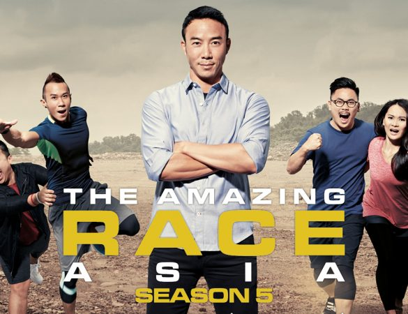 Meet Allan Wu and the Singapore Racers from The Amazing Race Asia