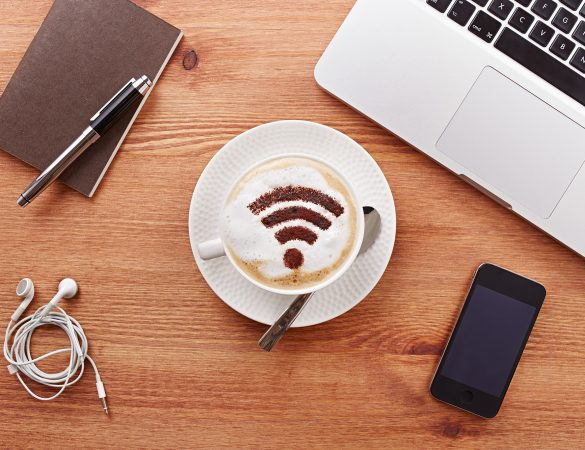 Enjoy unlimited and complimentary wifi on-the-go, with Singtel WiFi hotspots