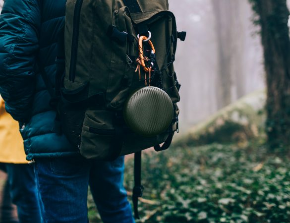 Escaping into Nature with B&O Play this Christmas
