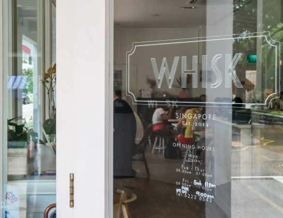 Whisk Café at Tiong Bahru