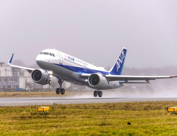 ANA to Become First Airline in Japan to Operate an Airbus A320neo