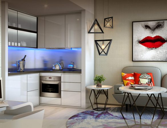 Oakwood Studios Singapore Redefines the Serviced Apartment Experience with Quirky Design