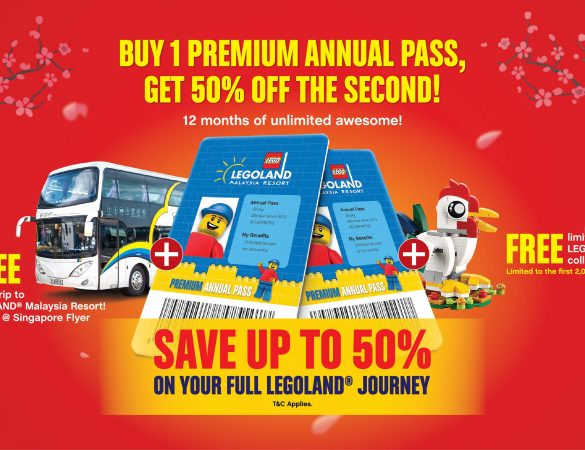 Usher in the Year of the Rooster with LEGOLAND® Malaysia Resort