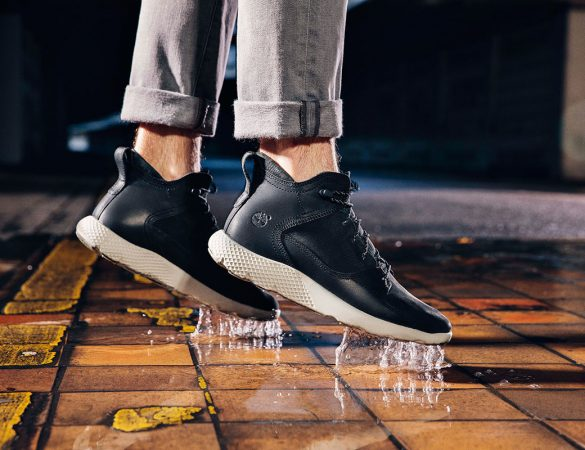 Be Light, Fast and Free with Timberland's Flyroam Sneakerboots