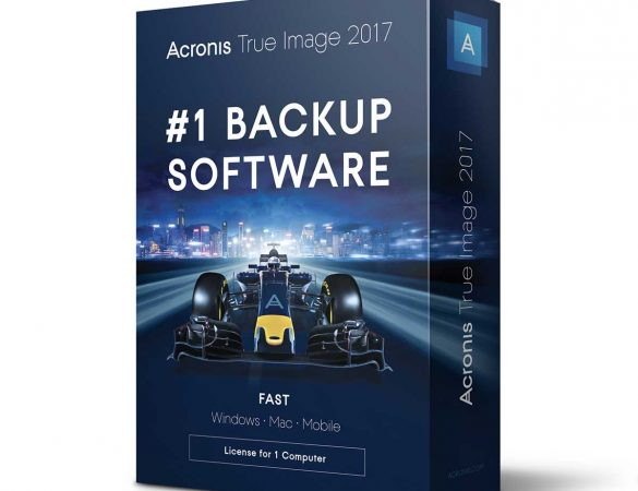 [Darrenbloggie Giveaway] Back Up & Restore Your Facebook Account with Acronis True Image 2017 New Generation
