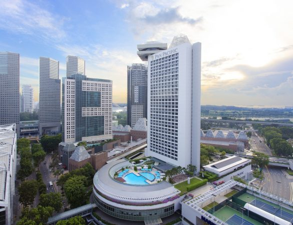 Pan Pacific Singapore Clinched Four Stars in Forbes Travel Guide 2017