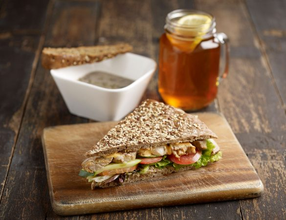 Kraftwich by Swissbake Dishes out Healthy Gourmet Sandwiches
