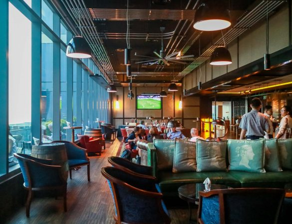 Cook and Brew at the Westin Singapore