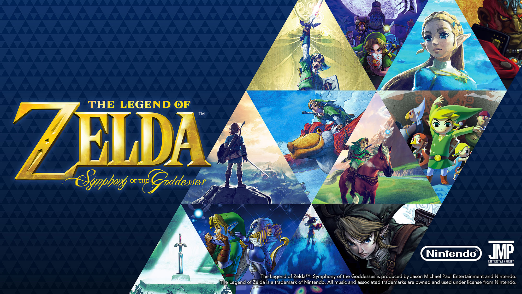 The Legend of Zelda: Symphony of the Goddesses in Singapore