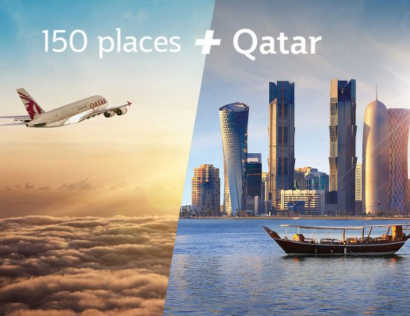 Qatar Airways Offers Discounts on Business Class Flights and Free Night Stay