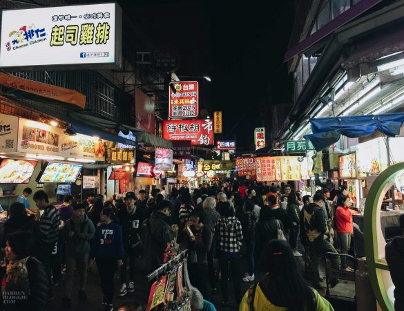 3 Things to Try at Fengjia Night Market in Taichung
